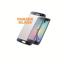 Panzer Glass Sikkerhedsglas Full Fit til Samsung Galaxy S6 Edge, Blå-1