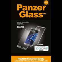 Panzer Glass Sikkerhedsglas Premium Samsung Galaxy S7 Edge Sølv med Clear cover-1