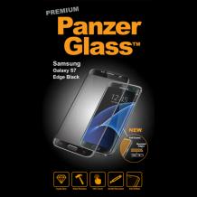 Panzer Glass Sikkerhedsglas Premium Samsung Galaxy S7 Edge Sort Full Fit-2