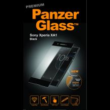 Panzer Glass Sikkerhedsglas Premium til Sony Xperia XA1 Sort-1