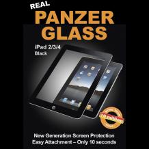 Panzer Glass Sikkerhedsglas til iPad 2/3/4 Retina Sort Full Fit-1