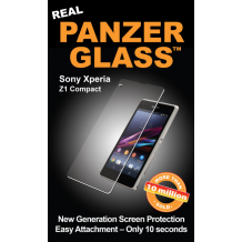 Panzer Glass Sikkerhedsglas til Sony Xperia Z1 Compact-1