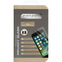 Panzer med privacy til iPhone 7 Plus / 8 Plus 4 Vejs-1