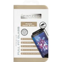 Panzer Tempered Glass til Huawei Honor 8 Lite/P8 Lite - Full-fit Sort-1