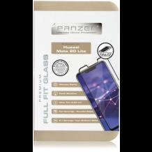 Panzer Tempered Glass Til Huawei Mate 20 Lite, Full-Fit, Sort-1