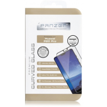 Panzer Tempered Glass til Huawei P20 Pro, Curved  Sort-1