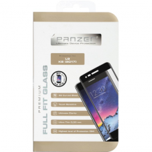 Panzer Tempered Glass til LG K8 - Full-fit -1