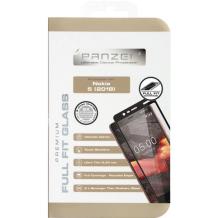 Panzer Tempered Glass til Nokia 5/5.1 - Full-fit Sort-1