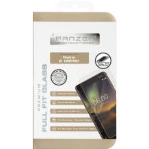 Panzer Tempered Glass til Nokia 6/6.1 - Full-fit Gennemsigtig-1