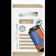 Panzer Tempered Glass til Samsung Galaxy J4 (2018) - Full-fit Sort-1