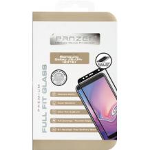 Panzer Tempered Glass til Samsung Galaxy J6+ - Full-fit Sort-1