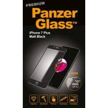 "Panzer Glass Sikkerhedsglas Premium iPhone 7 Plus 5.5"" Matt Sort"