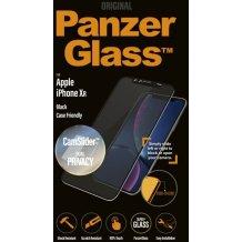 PanzerGlass Apple iPhone XR Casefriendly Privacy CamSlider Black-1