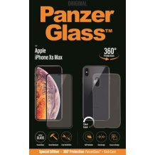 PanzerGlass Apple iPhone XS MAX,Black with PG case-1