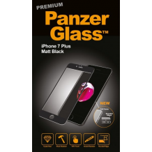PanzerGlass  Premium iPhone 6 Plus / 7 Plus / 8 Plus Matt Sort-1