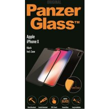 PanzerGlass PREMIUM iPhone X/XS Black w. EdgeGrip-1