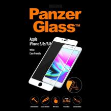 PanzerGlass Premium til Apple iPhone 6/6S/7/8 - Full-Fit Casefriendly Hvid-1