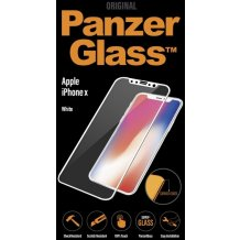 PanzerGlass Premium til Apple iPhone X/XS - Full-Fit Hvid-1