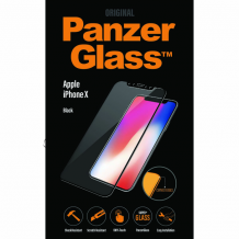 PanzerGlass Premium til Apple iPhone X/XS - Full-fit Sort-1