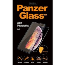 PanzerGlass Premium til Apple iPhone XS Max - Full-Fit Sort-1
