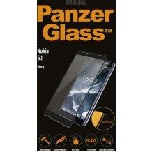 PanzerGlass Premium til Nokia 5.1 - Full-Fit Sort-1
