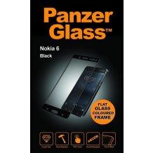PanzerGlass Premium til Nokia 6 - Full-Fit Gennemsigtig, Sort-1