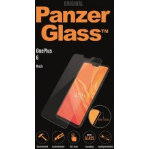 PanzerGlass Premium til OnePlus 6 - Full-Fit Sort-1