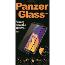 PanzerGlass Premium til Samsung Galaxy J4+ - Full-Fit Sort-1