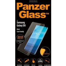 PanzerGlass Premium til Samsung Galaxy S10 - Full-Fit Casefriendly Sort-1