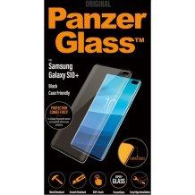 PanzerGlass Premium til Samsung Galaxy S10+ (Plus) - Full-Fit Casefriendly Sort-1