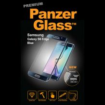 PanzerGlass Premium til Samsung Galaxy S6 Edge - Full-Fit Blå-1
