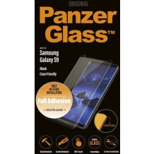 PanzerGlass Premium til Samsung Galaxy S9 - Full-Fit Casefriendly Sort-1
