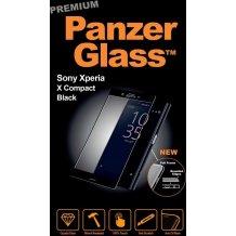 PanzerGlass Premium til Sony Xperia X Compact - Full-Fit Sort-1