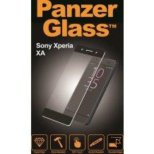 PanzerGlass Premium til Sony Xperia XA - Full-Fit Gennemsigtig, Sort-1