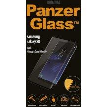 PanzerGlass Samsung Galaxy S8 Black Case Friendly Privacy-1