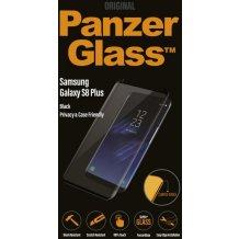 PanzerGlass Samsung Galaxy S8 Plus Black Case Friendly Privacy-1