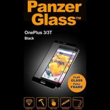 PanzerGlass Sikkerhedsglas til OnePlus 3/3T, Sort-1