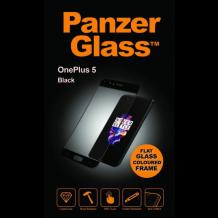 PanzerGlass til OnePlus 5 Sort-1