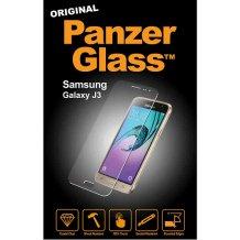 PanzerGlass til Samsung Galaxy J3 (2015 & 2016) Dækker ikke hele skærmen-1