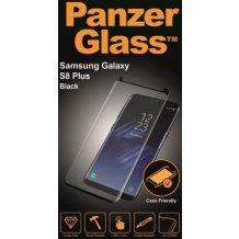 PanzerGlass til Samsung Galaxy S8+ Plus Sort (Case Friendly)-1