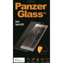 PanzerGlass Til Sony Xperia XA2, Full-fit Clear-1