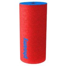 Phoamy Vindhætte til Apple EarPods og Huawei standard headsets, Rød