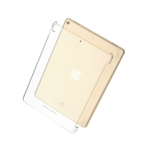 """Pipetto iPad 9.7"""" 2017/2018 Clear Back Cover-1"""
