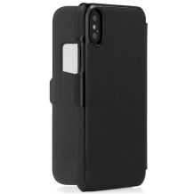 Pipetto Slim Wallet Classic for iPhone XR, Sort-1