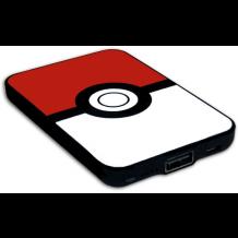 Pokémon Pokeball Eksternt batteri / Powerbank 5.000MaH-1