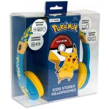 Pokemón Pikachu Høretelefoner til børn - 3-7 år