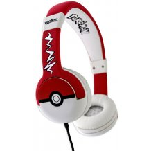 Pokemón PokeBall Junior Høretelefoner til børn 3-7 år