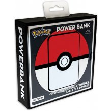 Pokémon Pokeball Eksternt batteri / Powerbank 5.000MaH
