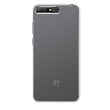 PROTECTIVE COVER TRANSPARENT (HUAWEI P20 Y6 2018)-1