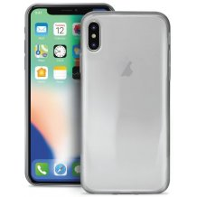 Puro 0.3 Nude Cover til Apple iPhone XR - Gennemsigtig-1